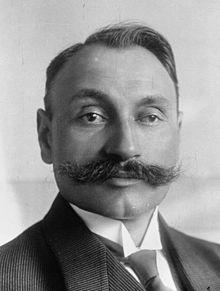 Portrait de Louis Delage