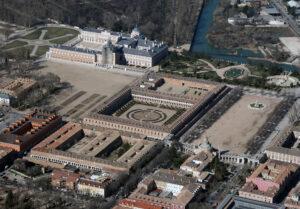Palais royal d'Aranjuez