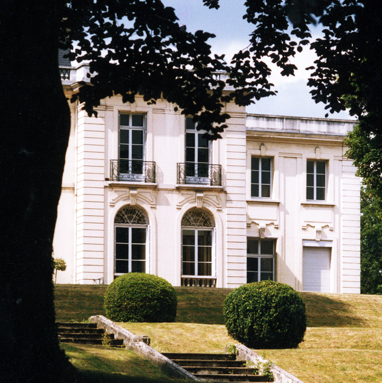 Chateau grandchamp