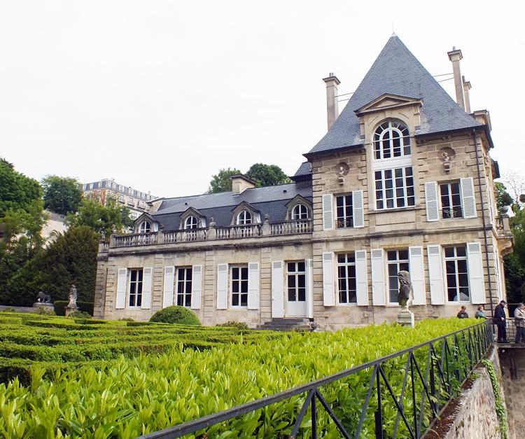 pavillon Sully - M
