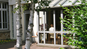 Le restaurant La Belle Epoque