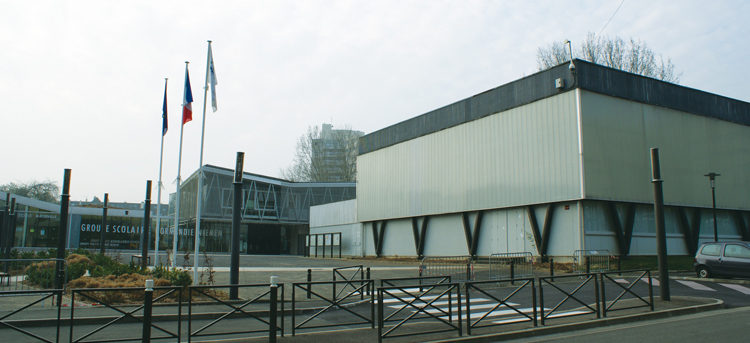 Gymnase-Normandie-Niemen