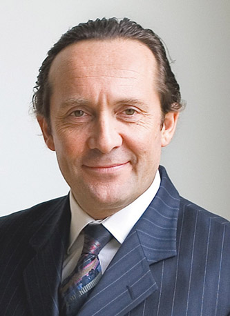 Pierre Bédier, Président du Conseil départemental des Yvelines