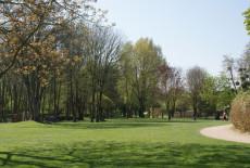Le parc Corbière prend ses couleurs d'automne