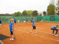 Stages tennis de 5 à 17 ans