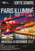 Paris illuminé pour nos seniors