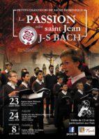 Concert «La Passion selon Saint Jean»