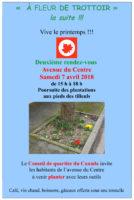 """Opération """"À fleur de trottoir"""""""