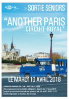 Sortie Seniors Another Paris « Circuit royal »
