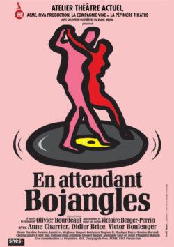 """En attendant Bojangles"" - Jeudi 18 octobre 20h45 au Quai 3"