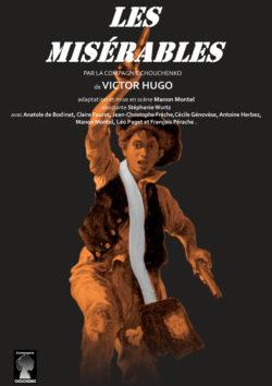Les Misérables - Vendredi 9 novembre à 20h45 au Quai 3