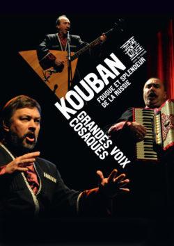 Kouban, grandes voix cosaques - Mardi 18 décembre à 20h45 au Quai 3