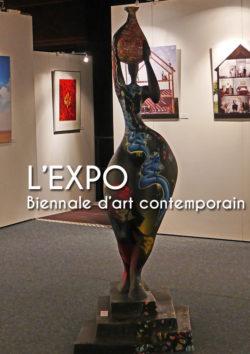 L'EXPO, biennale d'art contemporain - Du 18 janvier au 1er février au Quai 3