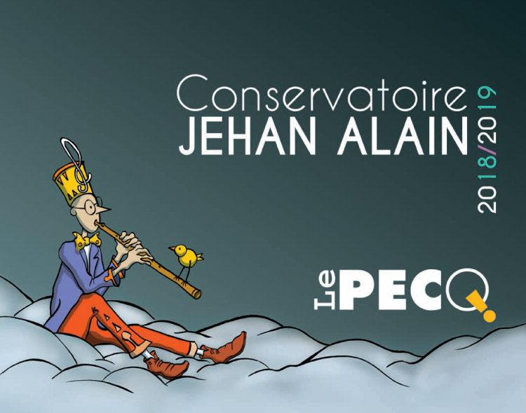 Le conservatoire Jehan Alain