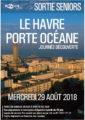 Journée détente et solidarité au Havre pour nos seniors