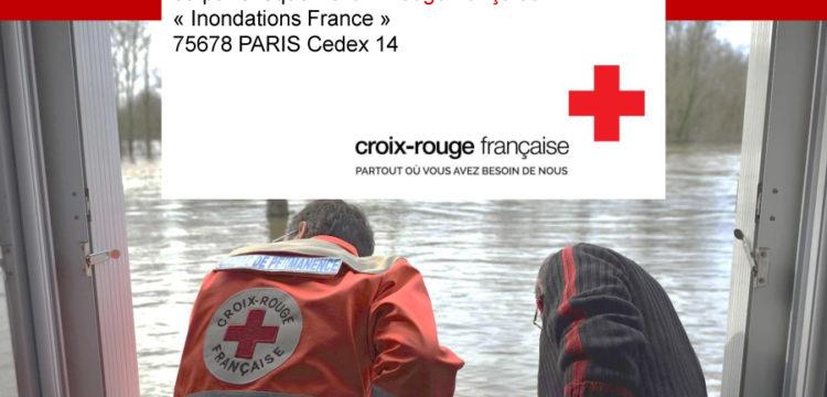 Intempéries dans l'Aude : La Croix-Rouge française mobilise ses équipes et lance un appel aux dons