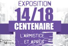 Exposition CENTENAIRE 14-18 « L'Armistice… et après »