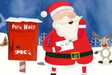 Écris au Père Noël !