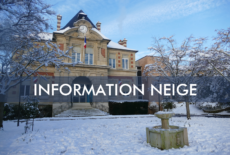Information vigilance orange neige-verglas