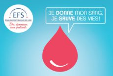 Donner son sang, c'est important, rendez-vous le 13 septembre au pôle Wilson