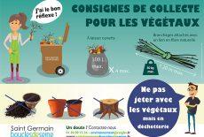 Reprise de la collecte des végétaux le 16 mars
