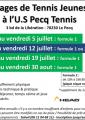 Stage de tennis-padel