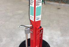 Plan vélo : une station de gonflage / réparation au Pecq