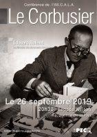 Conférence sur Le Corbusier