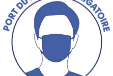 Port du masque obligatoire sur les marchés, brocantes et vide-greniers dans les Yvelines