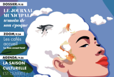Votre tout nouveau magazine municipal de septembre  !