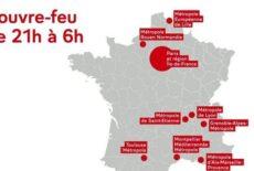 Couvre-feu : ce qui change au Pecq