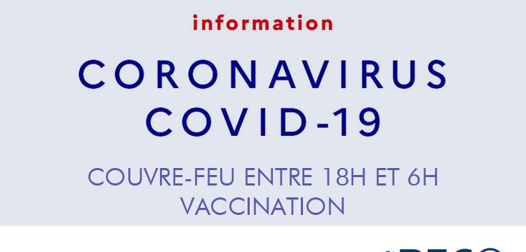 Covid-19 | L'actualité au 15 janvier 2021