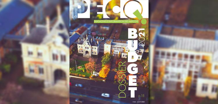 Votre magazine municipal d'avril !