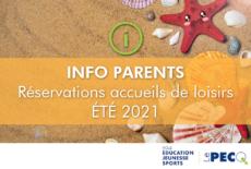 Vacances d'été 2021 : réservez les vacances avant le 11 juin