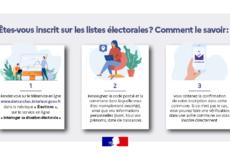 Inscription listes électorales J-2 !