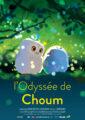 Ciné juniors «L'Odyssée de Choum»