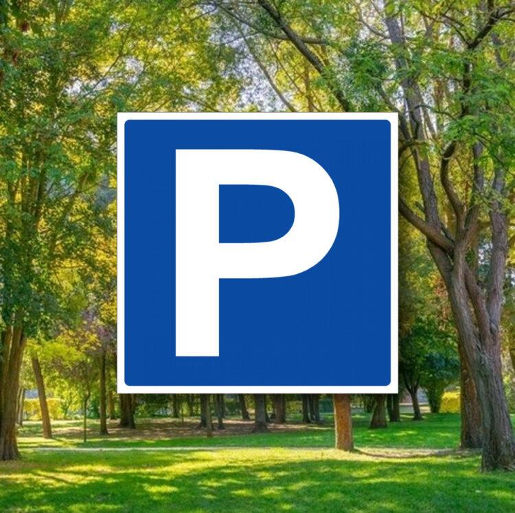 Fermeture nocturne du parking du parc Corbière