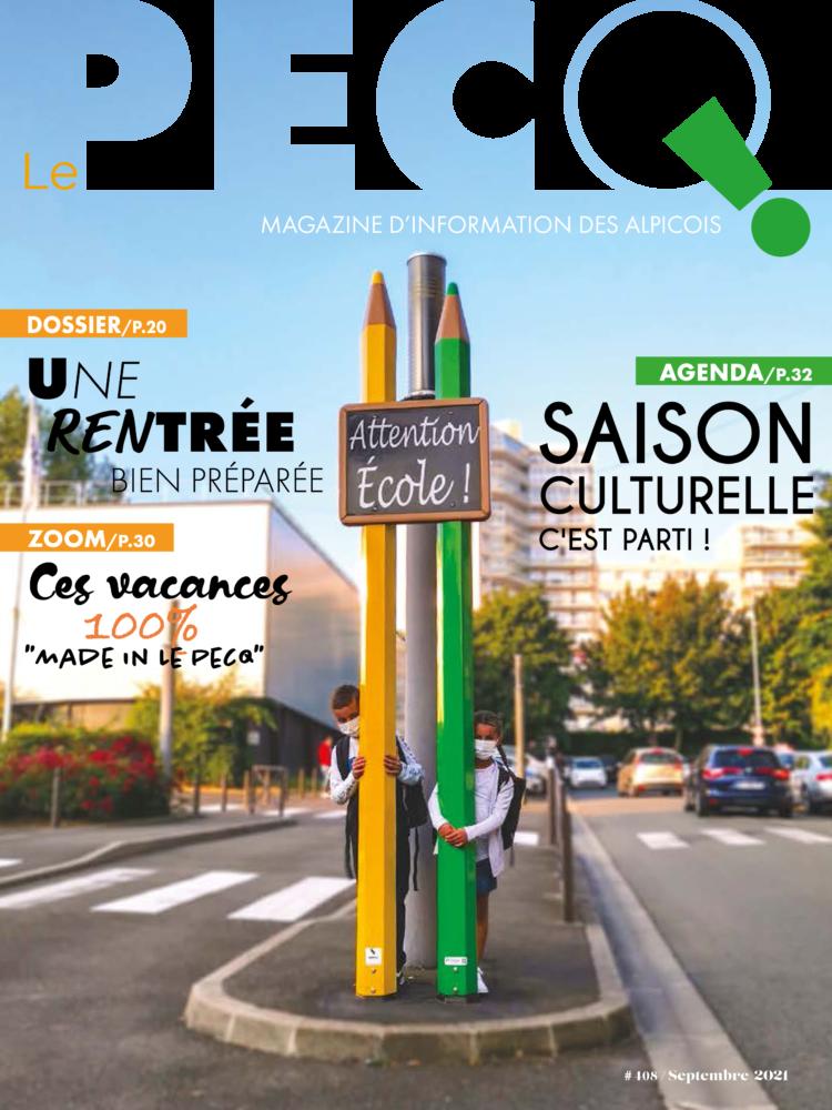 Votre magazine municipal de septembre / octobre !