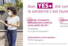 Inscription au dispositif YES+ du Département