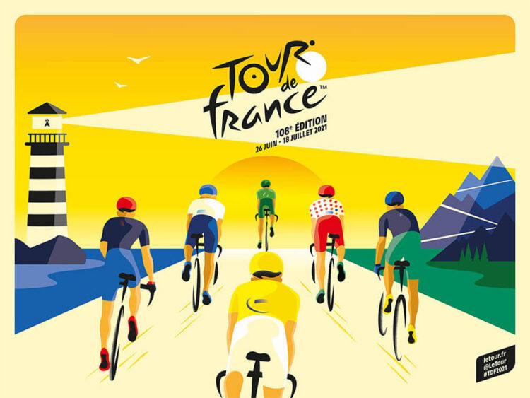 Passage du Tour de France, dimanche 18 juillet au Pecq