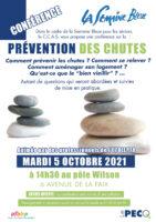 Conférence seniors «Prévention des chutes»
