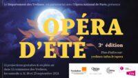 Opéra d'été : Le Barbier de Séville